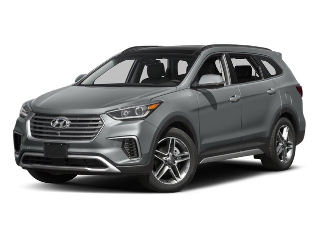 2017 Hyundai Santa Fe Limited Ultimate Limited Ultimate 3.3L Auto Regular Unleaded V-6 3.3 L/204 [12]