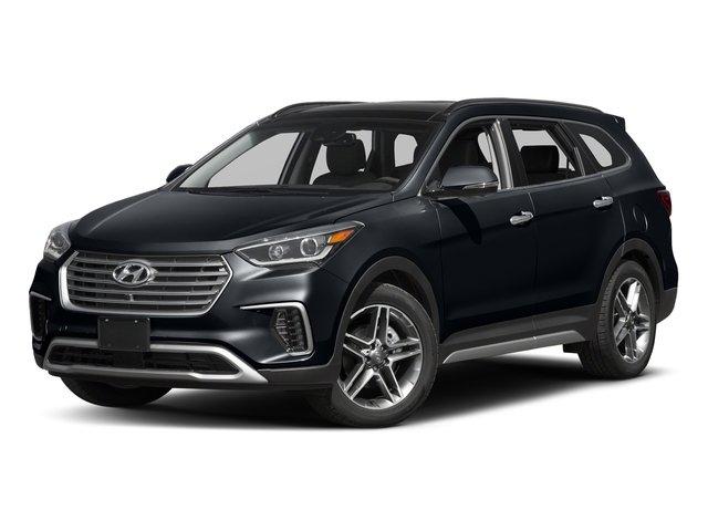 2017 Hyundai Santa Fe Limited Ultimate Limited Ultimate 3.3L Auto Regular Unleaded V-6 3.3 L/204 [13]