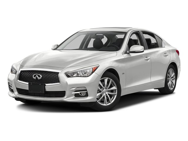 2017 INFINITI Q50 2.0t 2.0t RWD Intercooled Turbo Premium Unleaded I-4 2.0 L/121 [2]