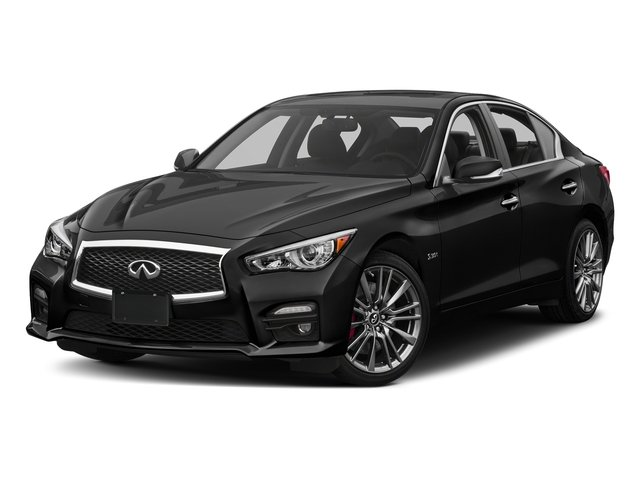 2017 INFINITI Q50 Red Sport 400 Red Sport 400 RWD Twin Turbo Premium Unleaded V-6 3.0 L/183 [12]