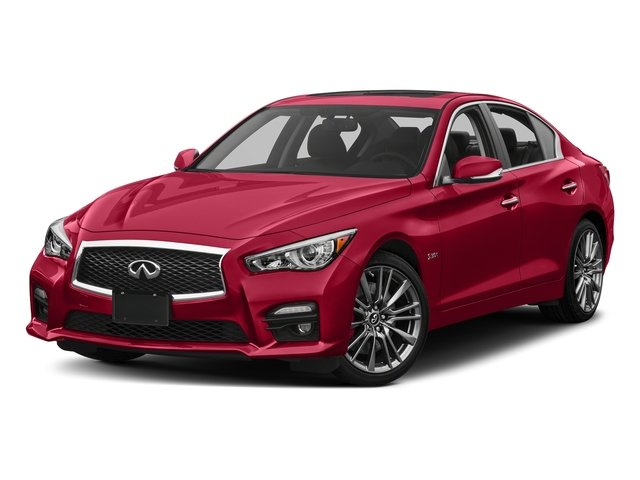 2017 INFINITI Q50 Red Sport 400 Red Sport 400 AWD Twin Turbo Premium Unleaded V-6 3.0 L/183 [3]