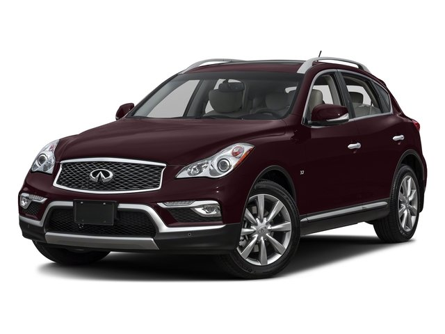 2017 INFINITI QX50 Base AWD Premium Unleaded V-6 3.7 L/226 [8]