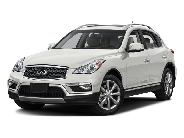 2017 INFINITI QX50 Base RWD Premium Unleaded V-6 3.7 L/226 [7]