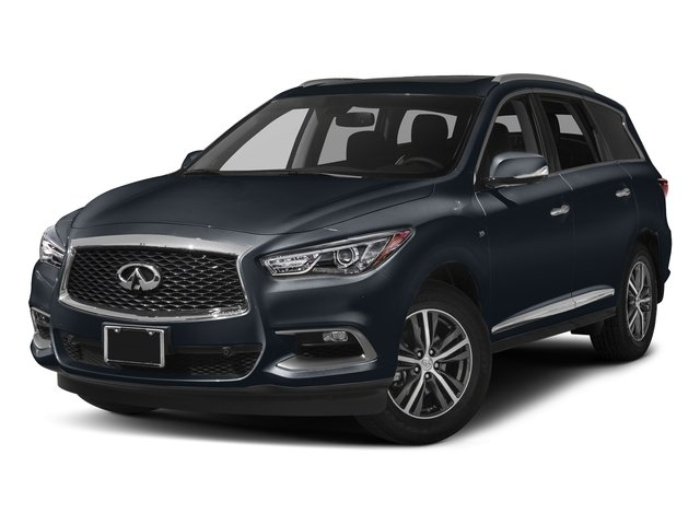2017 INFINITI QX60 premium plus drivers assist AWD Premium Unleaded V-6 3.5 L/213 [8]