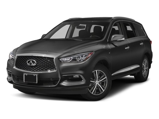 2017 INFINITI QX60 (3.5L) AWD Premium Unleaded V-6 3.5 L/213 [1]