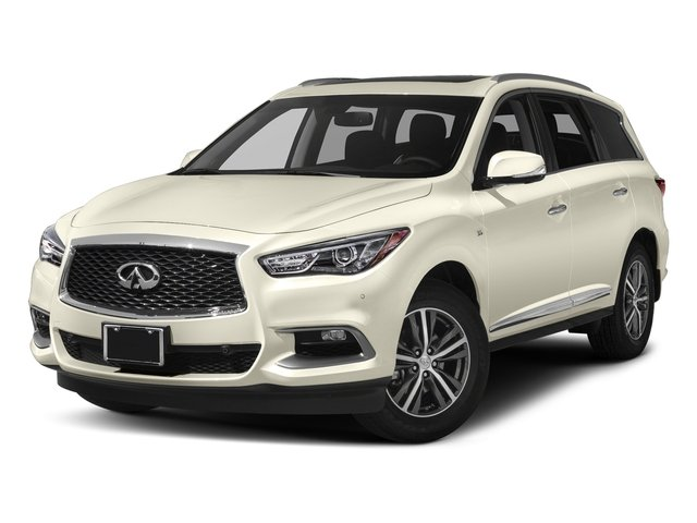 2017 INFINITI QX60 deluxe technology AWD Premium Unleaded V-6 3.5 L/213 [7]