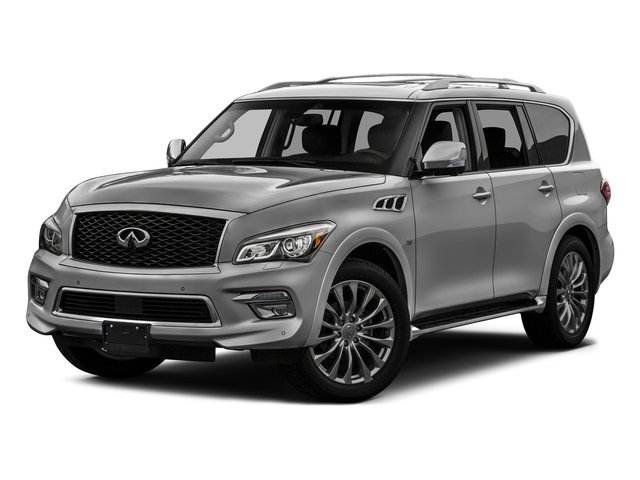 2017 INFINITI QX80 Base RWD Premium Unleaded V-8 5.6 L/339 [16]
