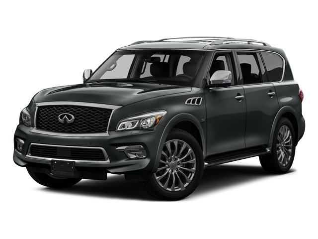 2017 INFINITI QX80 Limited AWD Premium Unleaded V-8 5.6 L/339 [0]