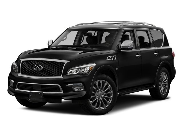 2017 INFINITI QX80 Base AWD Premium Unleaded V-8 5.6 L/339 [0]