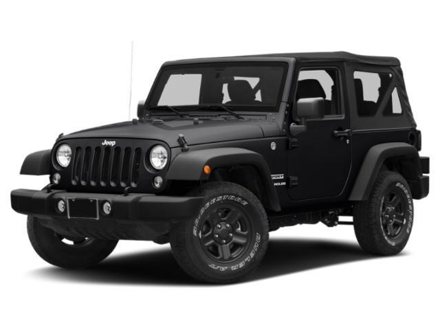 2017 Jeep Wrangler Sport Sport 4x4 Regular Unleaded V-6 3.6 L/220 [1]