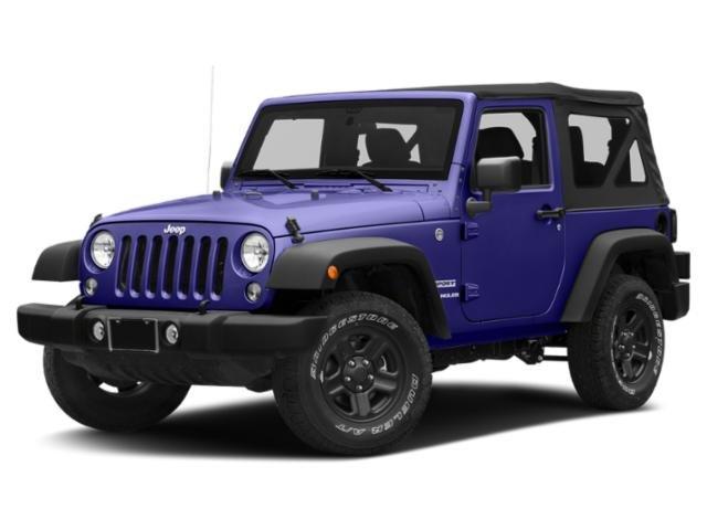 2017 Jeep Wrangler Sport Sport 4x4 Regular Unleaded V-6 3.6 L/220 [6]