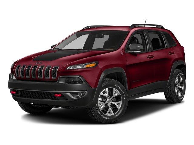 2017 Jeep Cherokee Trailhawk Trailhawk 4x4 *Ltd Avail* Regular Unleaded V-6 3.2 L/198 [1]