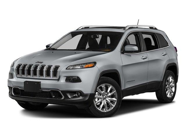 2017 Jeep Cherokee Altitude Altitude FWD *Ltd Avail* Regular Unleaded V-6 3.2 L/198 [1]