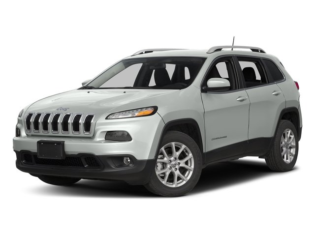 2017 Jeep Cherokee Latitude Latitude FWD Regular Unleaded I-4 2.4 L/144 [13]