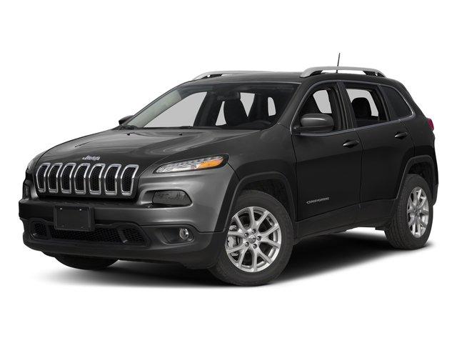 2017 Jeep Cherokee Latitude Latitude FWD Regular Unleaded I-4 2.4 L/144 [19]