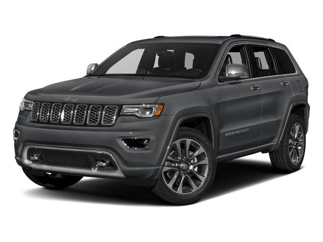 2017 Jeep Grand Cherokee Overland Overland 4x2 Regular Unleaded V-6 3.6 L/220 [1]