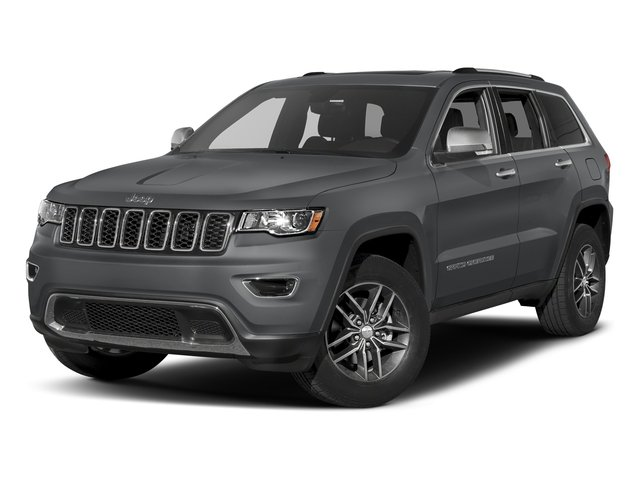 2017 Jeep Grand Cherokee Limited 75th Anniversary Edition Limited 75th Anniversary Edition 4x4 *Ltd Avail* Regular Unleaded V-8 5.7 L/345 [2]
