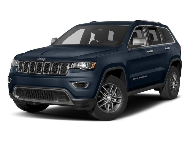 2017 Jeep Grand Cherokee Limited Limited 4x4 Regular Unleaded V-6 3.6 L/220 [0]