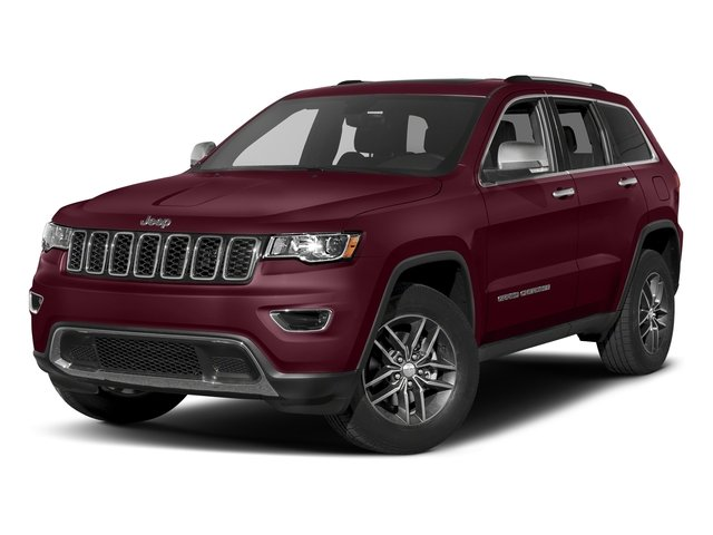 2017 Jeep Grand Cherokee Limited Limited 4x4 Regular Unleaded V-6 3.6 L/220 [3]