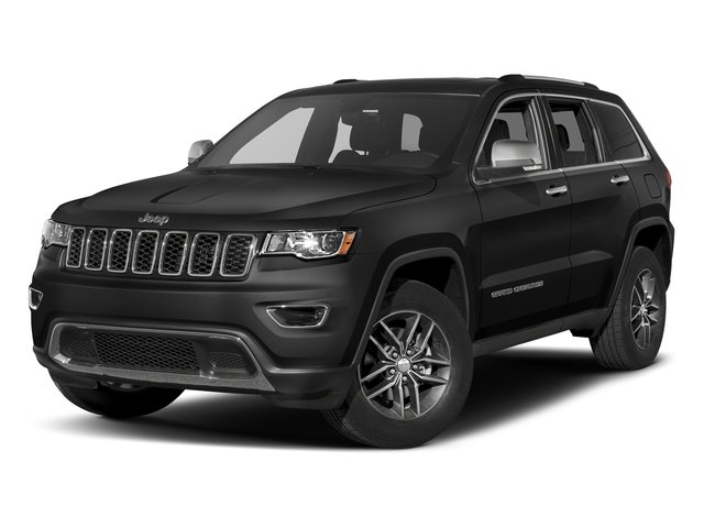 2017 Jeep Grand Cherokee Limited Limited 4x4 Regular Unleaded V-6 3.6 L/220 [9]