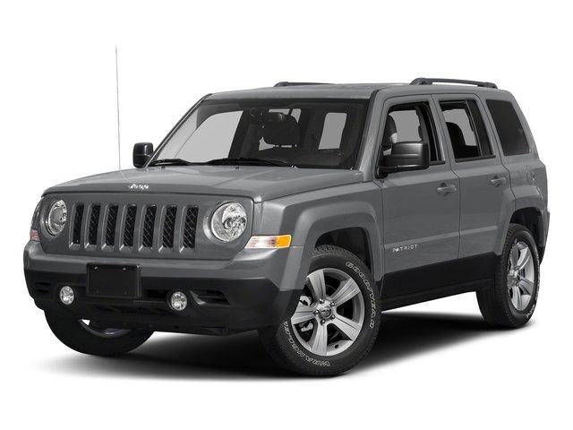 2017 Jeep Patriot Sport Sport FWD Regular Unleaded I-4 2.0 L/122 [0]