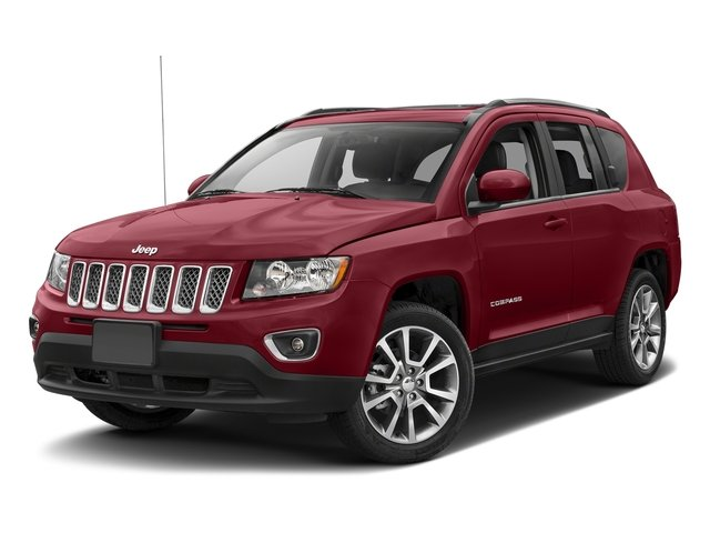 2017 Jeep Compass High Altitude High Altitude FWD *Ltd Avail* Regular Unleaded I-4 2.4 L/144 [0]