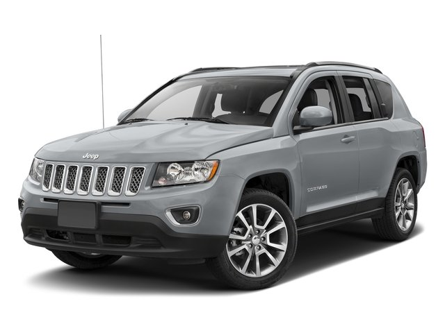 2017 Jeep Compass High Altitude High Altitude 4x4 *Ltd Avail* Regular Unleaded I-4 2.4 L/144 [0]