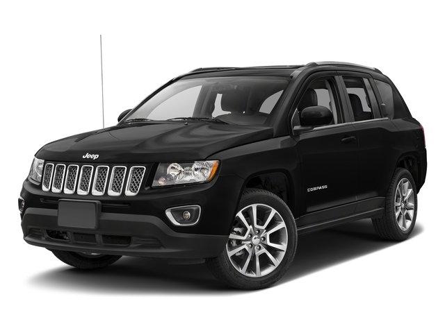 2017 Jeep Compass High Altitude High Altitude 4x4 *Ltd Avail* Regular Unleaded I-4 2.4 L/144 [2]