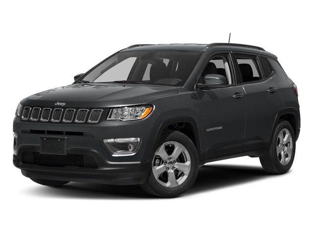 2017 Jeep Compass Limited Limited 4x4 Regular Unleaded I-4 2.4 L/144 [3]