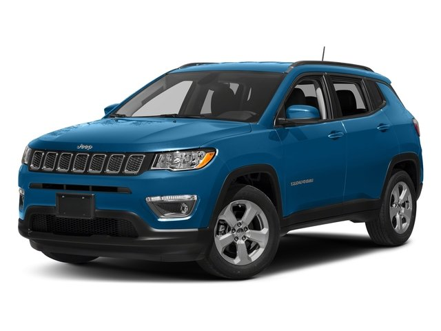 2017 Jeep Compass Latitude Latitude FWD Regular Unleaded I-4 2.4 L/144 [4]