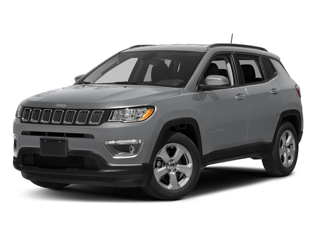 2017 Jeep Compass Latitude Latitude 4x4 Regular Unleaded I-4 2.4 L/144 [2]