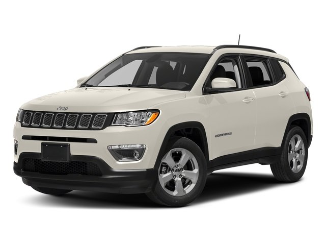 2017 Jeep Compass Latitude Latitude 4x4 Regular Unleaded I-4 2.4 L/144 [4]
