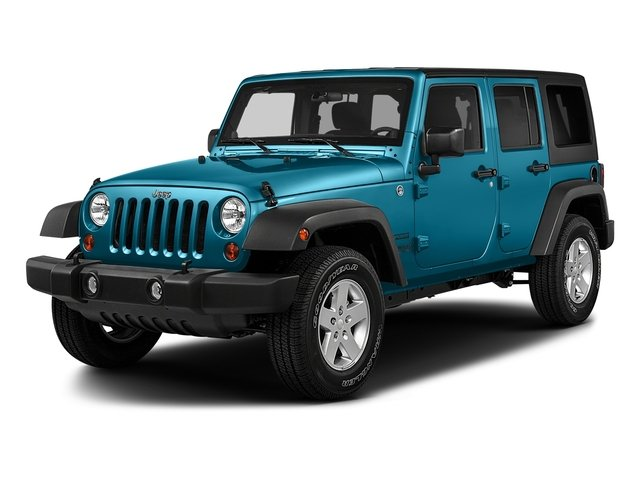 2017 Jeep Wrangler Unlimited Sport Sport 4x4 Regular Unleaded V-6 3.6 L/220 [3]