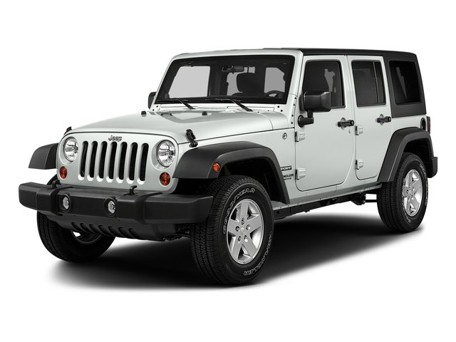 2017 Jeep Wrangler Unlimited Sport Sport 4x4 Regular Unleaded V-6 3.6 L/220 [6]