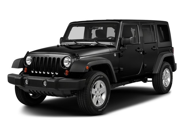 2017 Jeep Wrangler Unlimited Sport RHD
