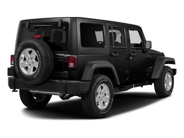 2017 Jeep Wrangler Unlimited Sport 1