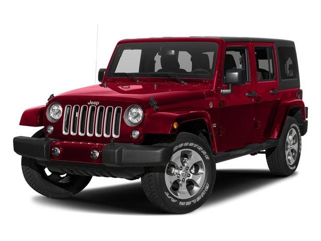 2017 Jeep Wrangler Unlimited Sahara Sahara 4x4 Regular Unleaded V-6 3.6 L/220 [12]