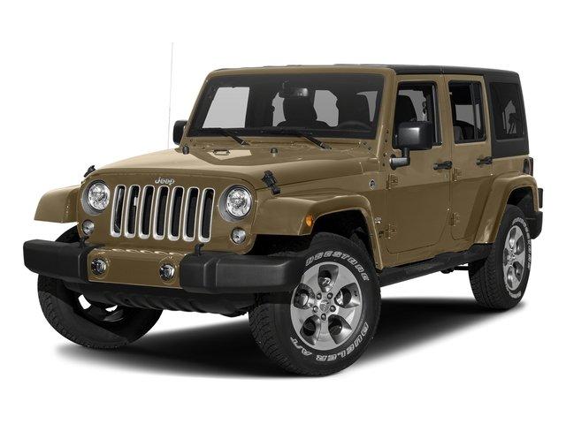 2017 Jeep Wrangler Unlimited Sahara Sahara 4x4 Regular Unleaded V-6 3.6 L/220 [2]