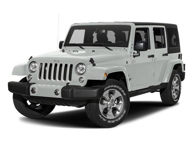 2017 Jeep Wrangler Unlimited Sahara Sahara 4x4 Regular Unleaded V-6 3.6 L/220 [6]