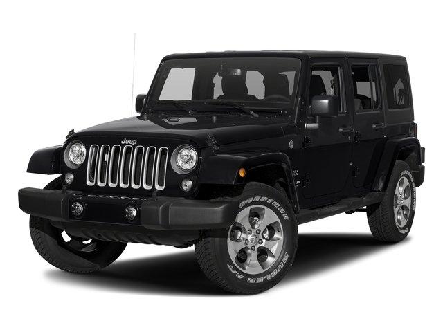 2017 Jeep Wrangler Unlimited Sahara Sahara 4x4 Regular Unleaded V-6 3.6 L/220 [13]