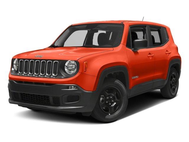 2017 Jeep Renegade Sport Sport FWD *Ltd Avail* Regular Unleaded I-4 2.4 L/144 [18]