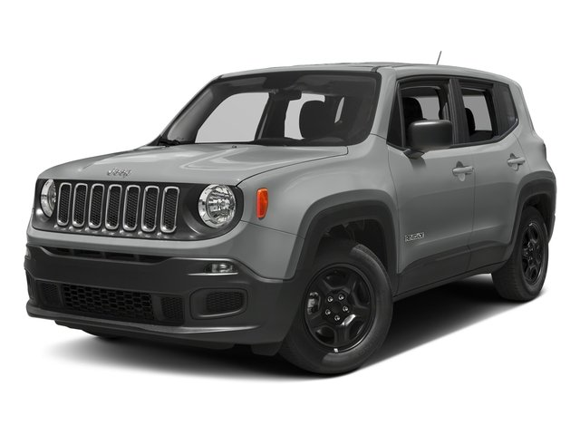 2017 Jeep Renegade Sport Sport 4x4 Regular Unleaded I-4 2.4 L/144 [1]