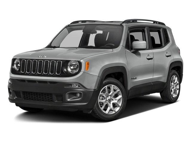 2017 Jeep Renegade Altitude Altitude FWD Regular Unleaded I-4 2.4 L/144 [0]