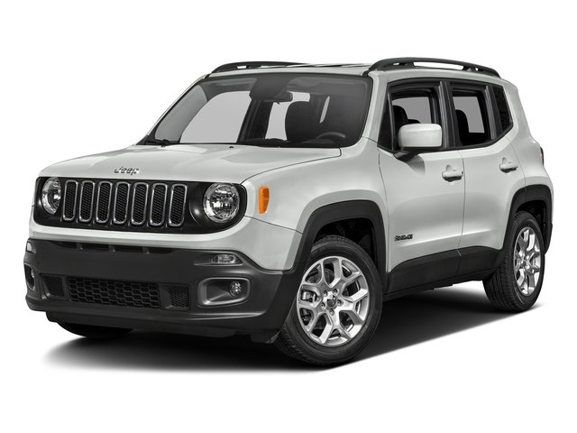 2017 Jeep Renegade Latitude Latitude FWD Regular Unleaded I-4 2.4 L/144 [6]