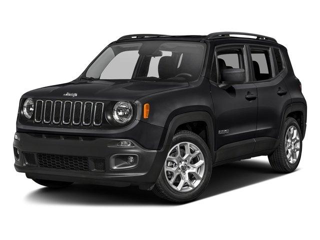 2017 Jeep Renegade Latitude Latitude FWD Regular Unleaded I-4 2.4 L/144 [10]
