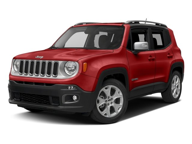 2017 Jeep Renegade Limited Limited FWD Regular Unleaded I-4 2.4 L/144 [5]
