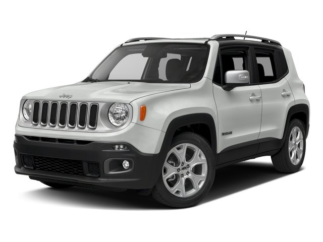 2017 Jeep Renegade Limited Limited FWD Regular Unleaded I-4 2.4 L/144 [41]