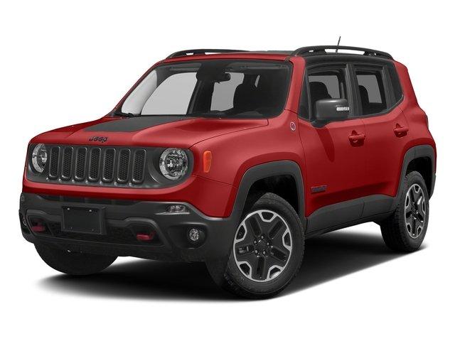 2017 Jeep Renegade Trailhawk Trailhawk 4x4 Regular Unleaded I-4 2.4 L/144 [4]