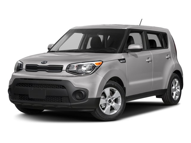2017 Kia Soul Base Base Manual Regular Unleaded I-4 1.6 L/97 [1]
