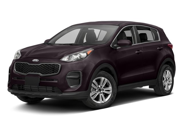 2017 Kia Sportage LX LX AWD Regular Unleaded I-4 2.4 L/144 [3]